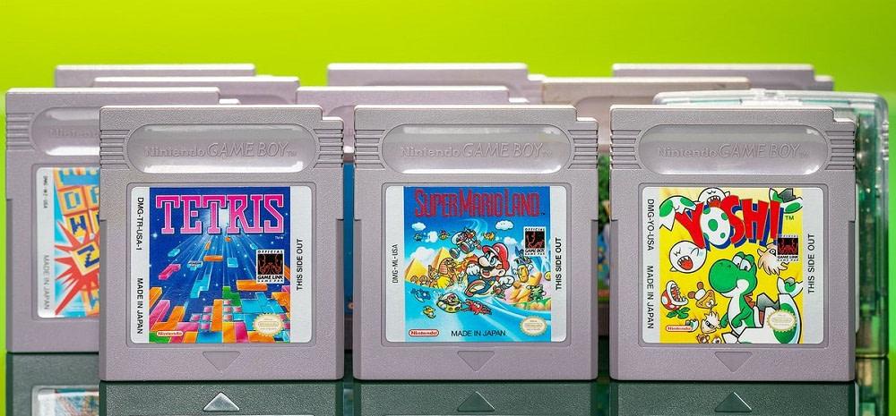 Game Boy μπαταρίες