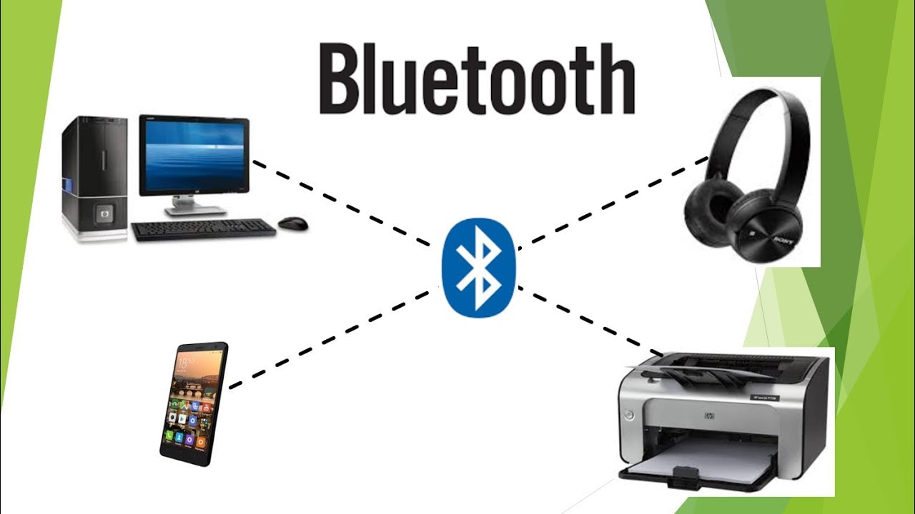 Bluetooth χρήσεις