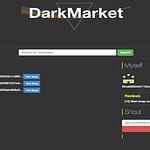 dark web αγορά
