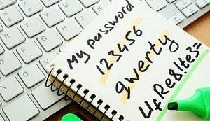 κωδικοί πρόσβασης