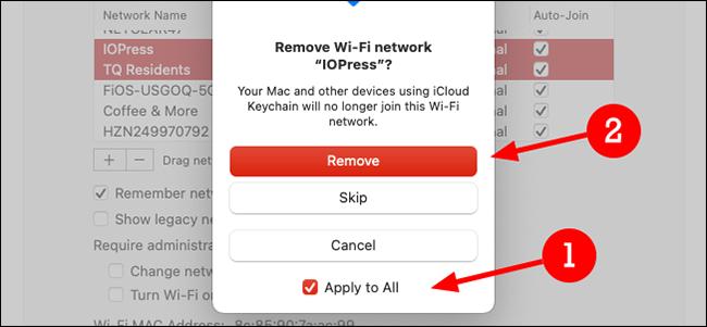 Mac Wi-Fi