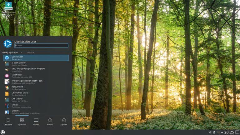 Linux Greenie: Κυκλοφόρησε η έκδοση 20.04 με νέο desktop