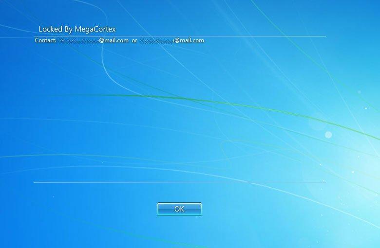 MegaCortex Ransomware