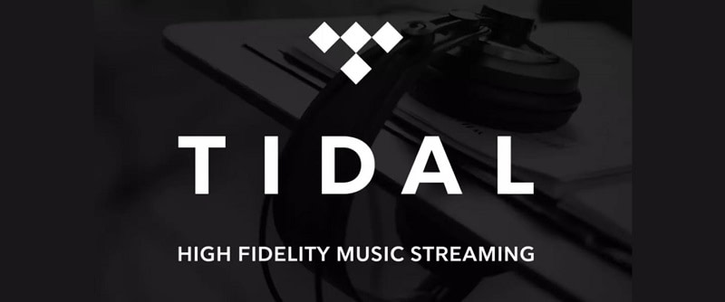 Tidal spotify streaming