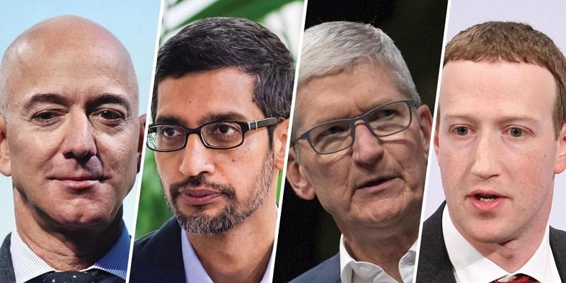 """Κογκρέσο ΗΠΑ:  """"απολογία"""" Facebook, Amazon, Apple Google"""