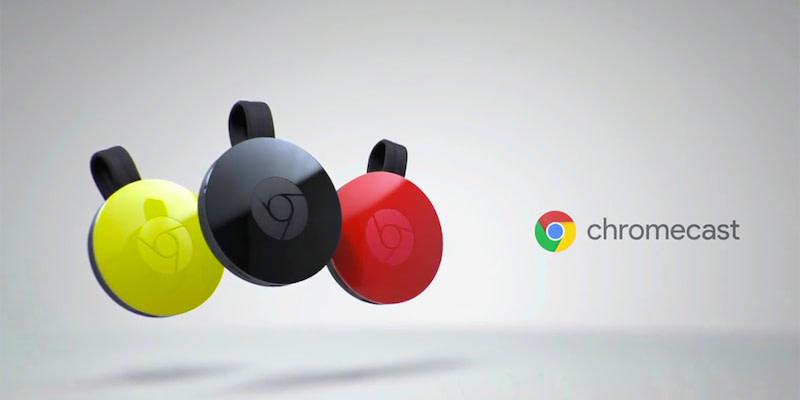 google meet chromecast
