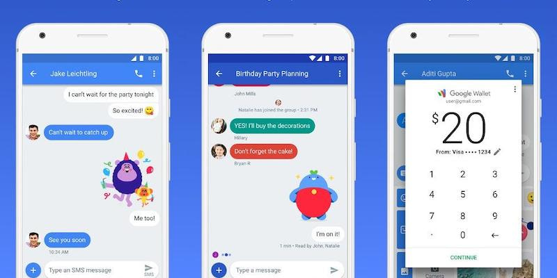 Android Messages: Πώς να στείλετε μηνύματα από οποιαδήποτε συσκευή