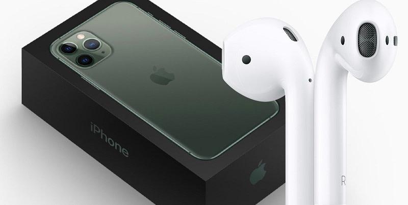 iPhone 12 Φορτιστής iPhone 12 ακουστικά