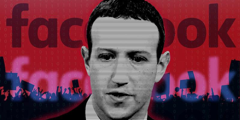 μποϊκοτάζ facebook