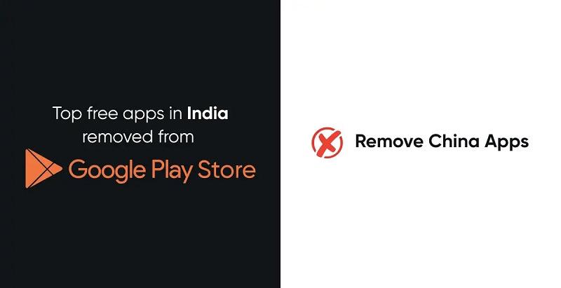 "Google: Αφαίρεσε από το App Store την εφαρμογή ""Remove China Apps"""