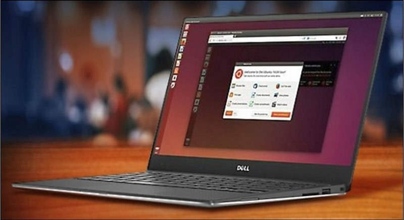 Linux Dell