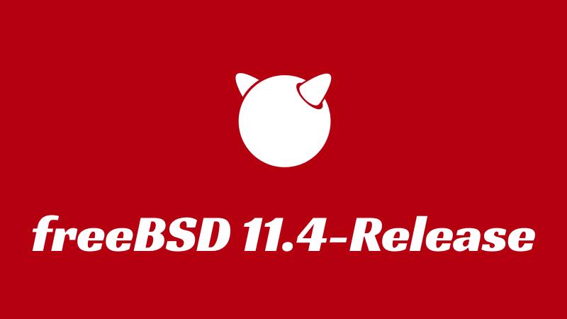 FreeBSD 11.4: Κυκλοφόρησε η τελευταία σταθερή 11.x έκδοση