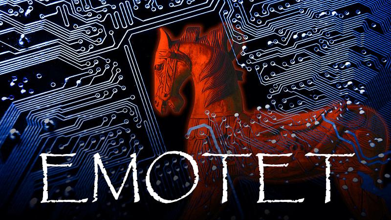 spam εκστρατεία Emotet-email-νέα υπηρεσία