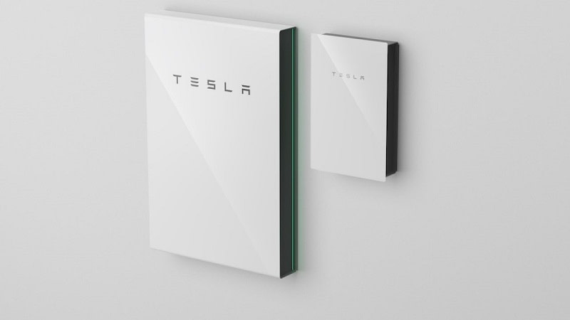 Tesla Backup Gateway