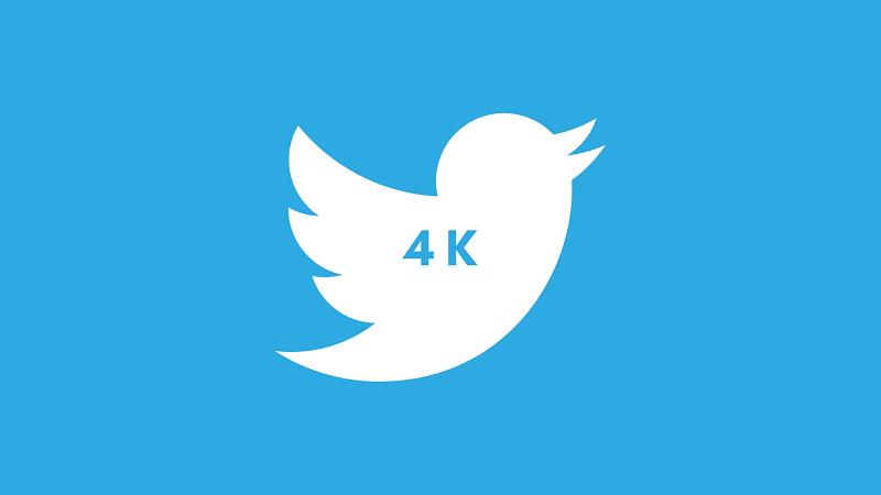 Twitter 4K
