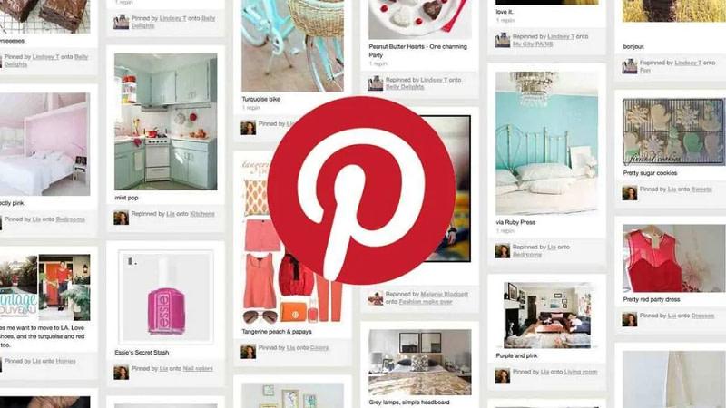 καρφίτσες Pinterest σε OneNote/Word για το Web