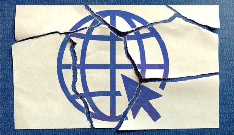 Το World Wide Web ίσως φτάνει στο τέλος του. Πού οφείλεται αυτό;