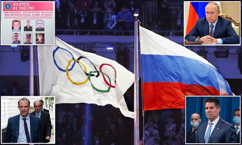 Ρώσοι χάκερς-κυβερνοεπιθέσεις εναντίον Ολυμπιακών Αγώνων