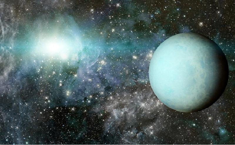 NASA πλανήτη Ουρανό