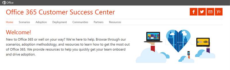 Office 365-εκστρατεία