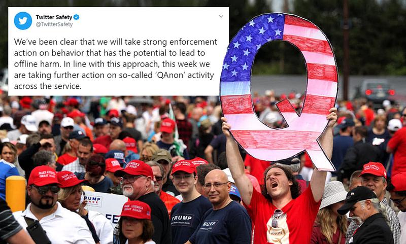 ακροδεξιό κίνημα QAnon