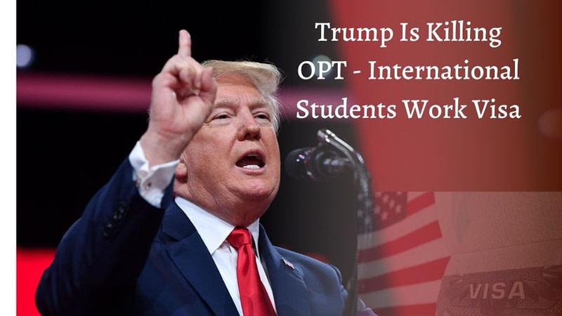 Τραμπ Vs φοιτητές