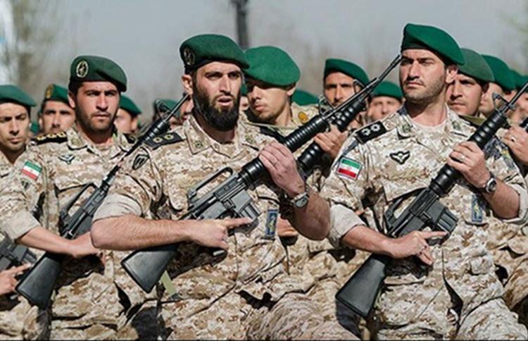 Σώμα της Ισλαμικής Επαναστατικής Φρουράς (IRGC) Ιράν