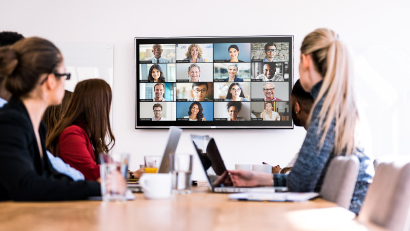 zoom meeting συνάδελφοι