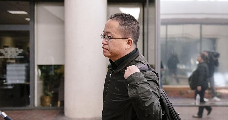 Κινέζος υπήκοος - ποινή φυλάκισης