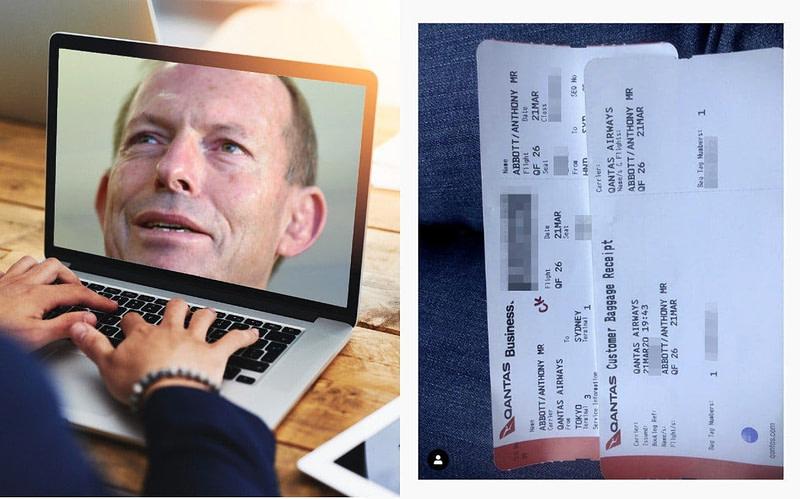 χάκερ-στοιχεία πρώην πρωθυπουργού Αυστραλίας