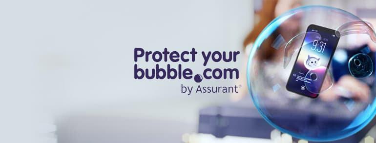 """εταιρείας ασφάλειας gadget """"Protect Your Bubble"""""""
