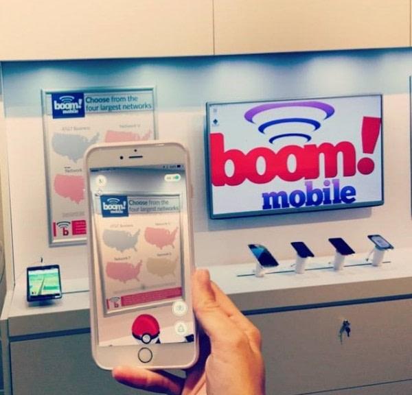 Boom! Mobile-παραβίαση site