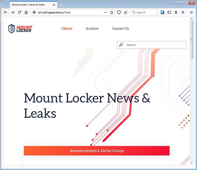 """Το Mount Locker ransomware στοχεύει το software φόρου """"TurboTax""""!"""