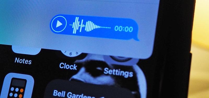 """Siri: Πώς στέλνετε ηχητικό μήνυμα με τον """"έξυπνο"""" βοηθό του iPhone σας;"""