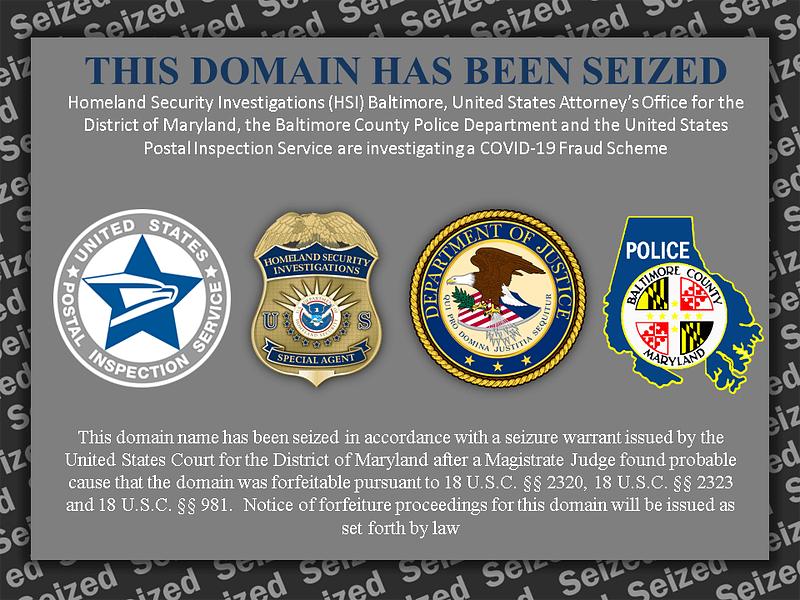ΗΠΑ: Κατάσχεση domains που πλαστογραφούν εταιρείες ανάπτυξης εμβολίων COVID-19