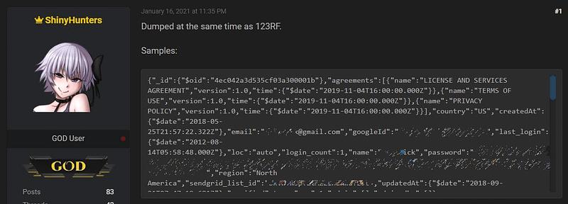 Χάκερ παρέχει δωρεάν online 2 εκατομμύρια αρχεία χρηστών του Pχlr!