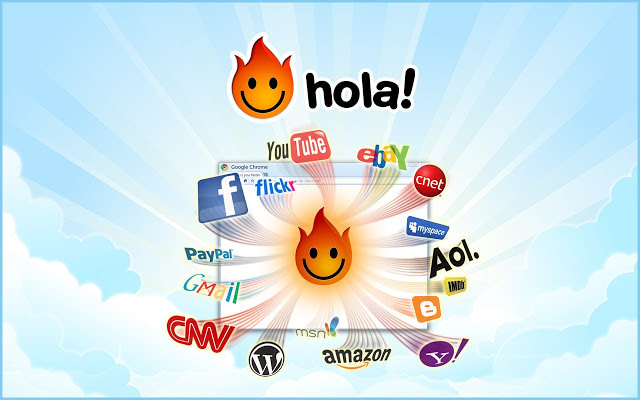 Hola VPN-ξεμπλοκάρισμα