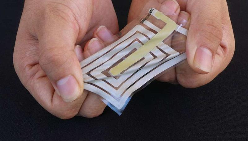 Επιστήμονες ανέπτυξαν έμπλαστρο που συλλέγει στοιχεία για το σώμα μας