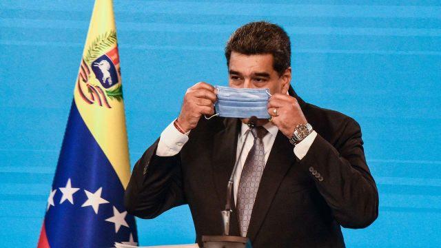 Facebook: «Παγώνει» τη σελίδα του Nicolas Maduro, για παραπληροφόρηση σχετικά με τον COVID-19