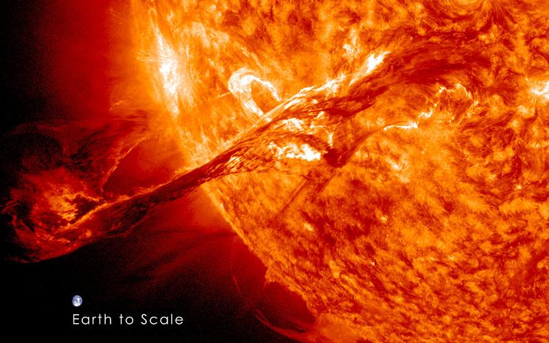 Εντοπίστηκε η πηγή ηλιακών σωματιδίων που μπορεί να απειλήσουν τη Γη