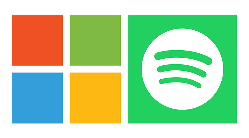 Fake Microsoft Store και Spotify sites