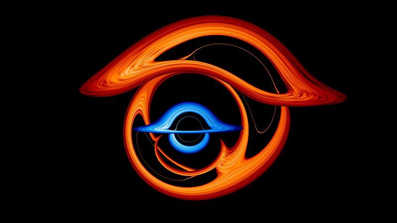 NASA βίντεο - μαύρες τρύπες -τάνγκο