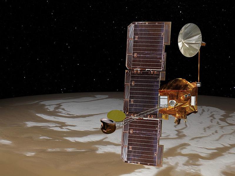 NASA: Νέα εικόνα δείχνει μπλε αμμόλοφους στον πλανήτη Άρη!