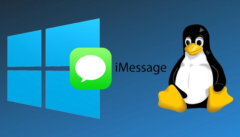 imessage σε windows-linux μέσα από υπηρεσία zen