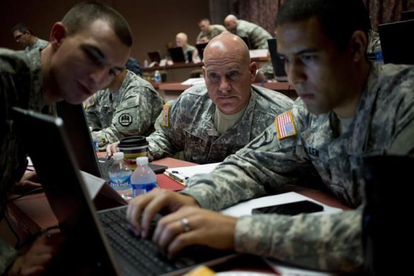 στρατός hackers