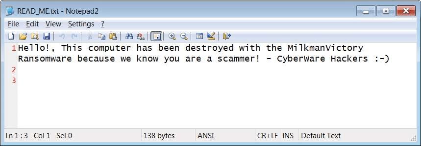 DdoS  ransomware