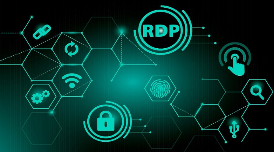 RDP πρόσβασης