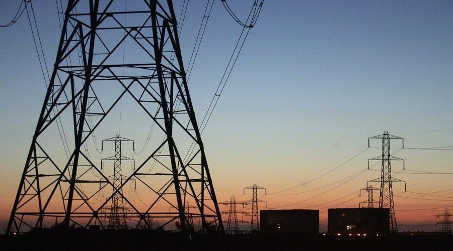 εταιρεία ηλεκτρικής ενέργειας