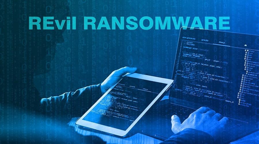REvil ransomware δικαστικό σύστημα
