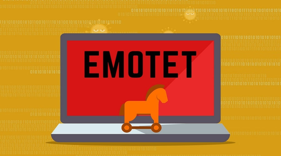 Emotet malware